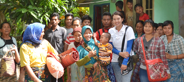 MEDICAL MISSION TO LOMBOK ON APRIL 2014